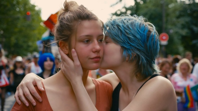 Blue is the Warmest Colour at Plymouth Arts Centre