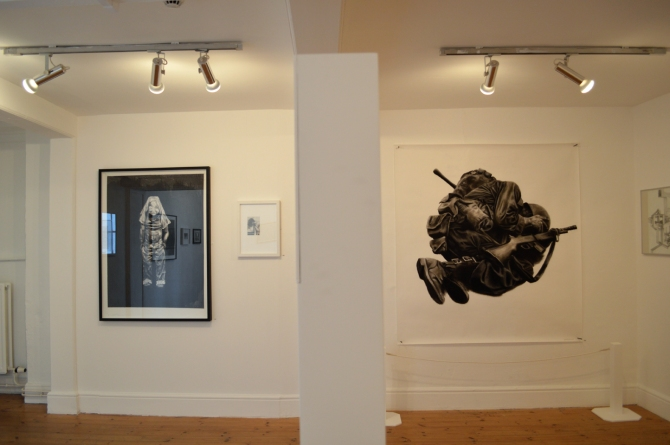 Jerwood Drawing Prize at Plymouth Arts Centre