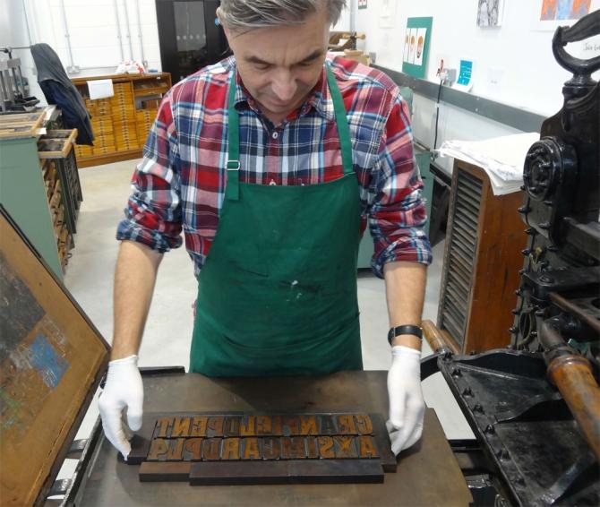 Plymouth Arts Centre Trustee Alan Qualtrough