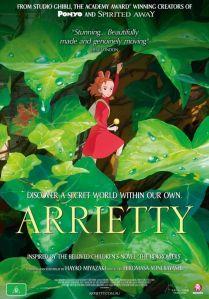 Arietty Studio Ghibli