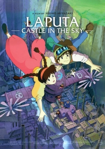 Castle in the Sky Studio Ghibli