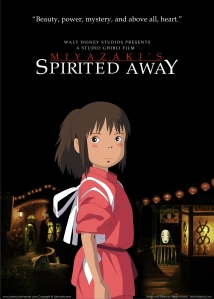 Spirited Away Studio Ghibli