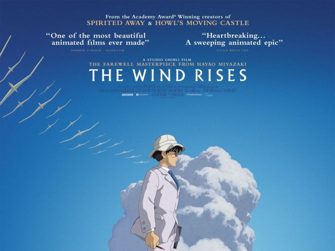 The-Wind-Rises Studio Ghibli Plymouth Arts Centre