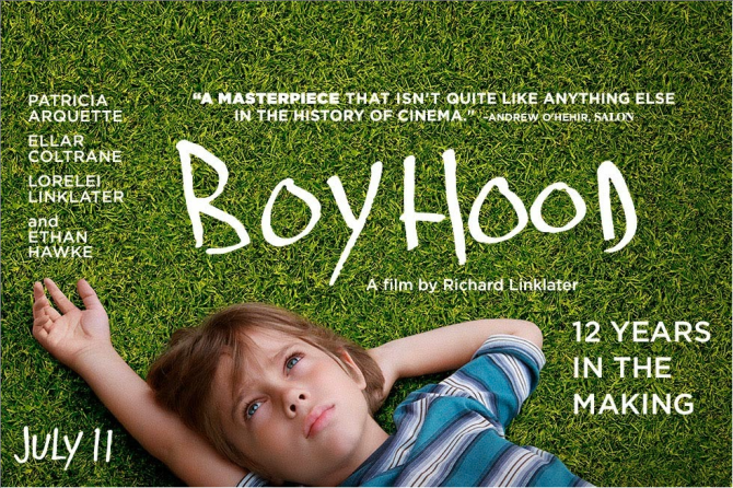 Boyhood at Plymouth Arts Centre