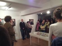 Gideon Mendel Plymouth Arts Centre